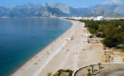 Пляж Азербайджана