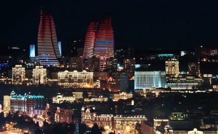 Baku17 Баку. Столица страны