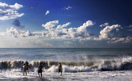 Черноморское побережье в
