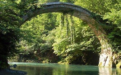 Арочные Мосты, Аджарии