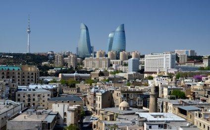Город Баку — столица