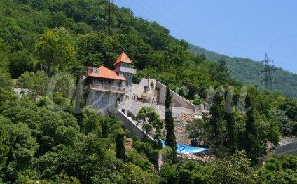 Гребешок, Абхазия