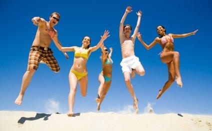 Молодежный отдых в Египте