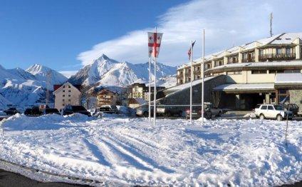 Новый горнолыжный курорт на