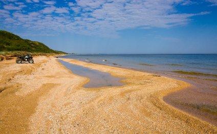 Отдых Азовское море
