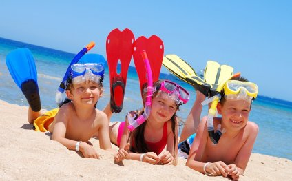 Отдых с детьми на море Брянск