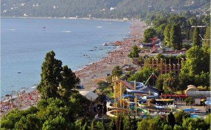 Бешеная популярность пляжного