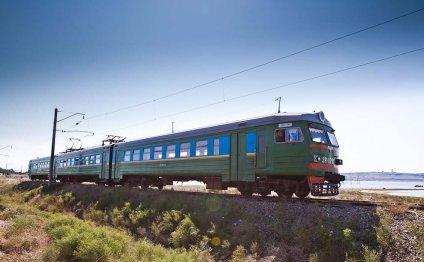 Поезд из Харькова в Баку вновь