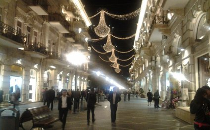 поездка в Баку — бортжурнал