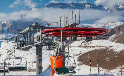 Шахдаг - новый горнолыжный