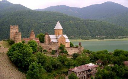Замки Грузия Города